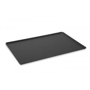 Bakkerijplateau Aluminium ZWART - 600x400x10mm - AluLine