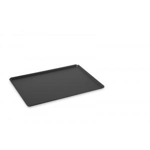 Bakkerijplateau Aluminium ZWART - 300x400x10mm - AluLine