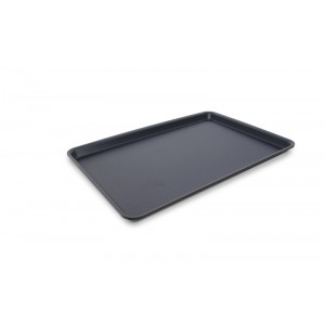 Plexi plateau DARK SMOKE - 420x280x17mm