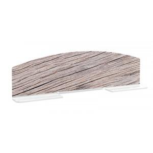 T-séparation BOIS CLAIR - 550x100x150mm