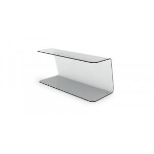 Plexi vitrine ouvert - 660x250x285mm