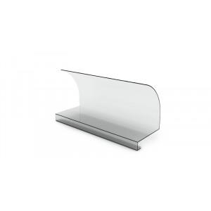 Plexi vitrine ouvert - 600x210x330mm