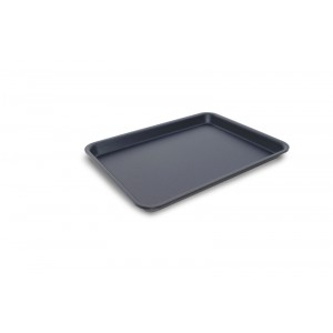Plexi tray DARK SMOKE - 280x210x17mm