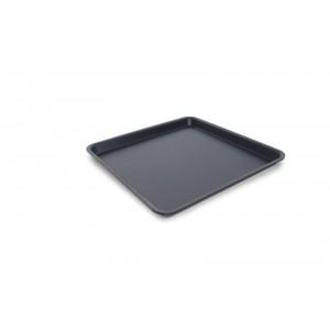 Plexi tray DARK SMOKE - 280x280x17mm