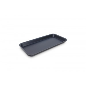 Plexi tray DARK SMOKE - 280x140x17mm