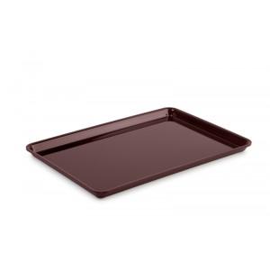 Plexi tray BURGUNDY - 420x280x20mm