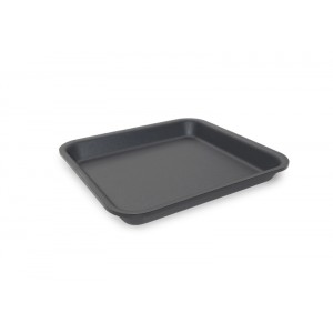 Plexi tray GN1/6 20 DARK SMOKE - 176x162x20mm