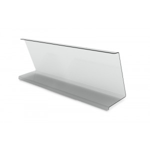 Plexi display open - 1000x210x330mm