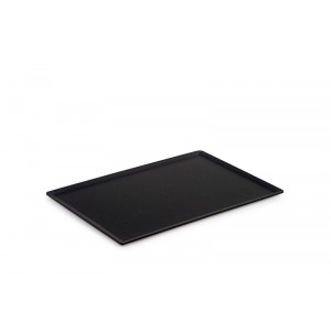 Plexi plate DARK SMOKE - 300x200mm