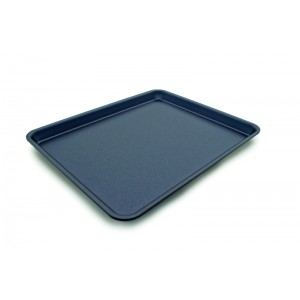 Plexi plate GN 1/2 17 DARK SMOKE - 325x265x17mm