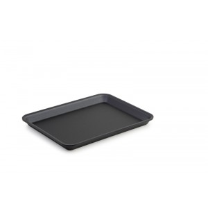 Plexi plate GN 1/5 17 DARK SMOKE- 265x200x17mm