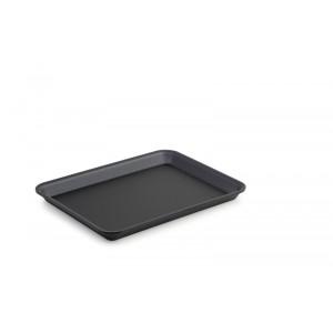Plexi plate GN 1/5 20 DARK SMOKE- 265x200x20mm