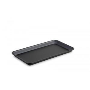 Plexi plate GN 1/3 20 DARK SMOKE - 325x176x20mm