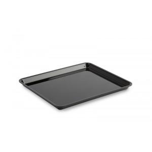 Plexi plate GN 1/2 17 BLACK - 325x265x17mm