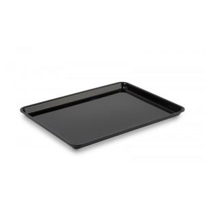 Plexi plate BLACK - 380x280x20mm