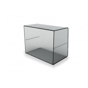 Plexi display gastro - 495x380x310mm