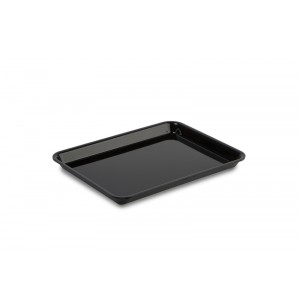 Plexi plate GN 1/5 17 BLACK - 265x200x17mm