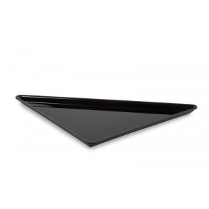 Plexi triangle large BLACK - 390x390x535mm