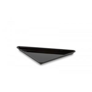 Plexi triangle small BLACK -265x265x360x17mm