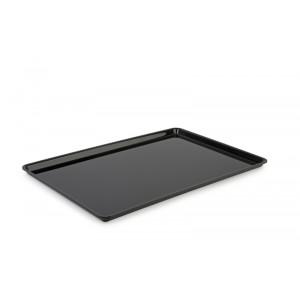 Plexi plate BLACK - 600x400x17mm
