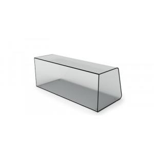 Plexi display closed - 600x250x285mm