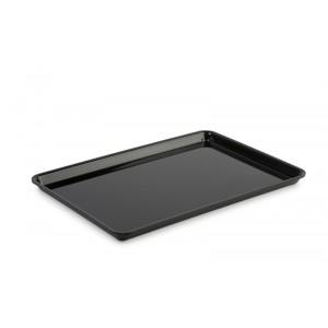 Plexi tray BLACK - 420x280x17mm