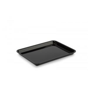 Plexi plate BLACK - 280x210x17mm