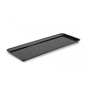 Plexi plate BLACK - 590x210x17mm