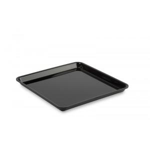 Plexi plate BLACK - 280x280x17mm