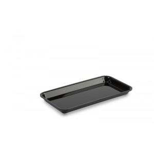 Plexi plate BLACK - 280x140x20mm